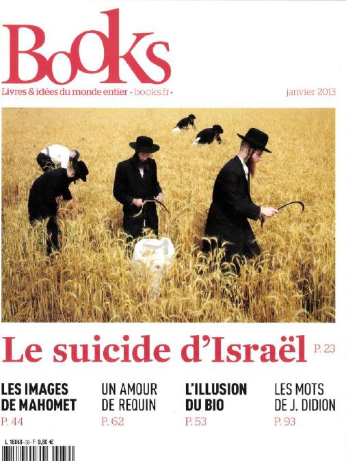Books N°39 Janvier 2013