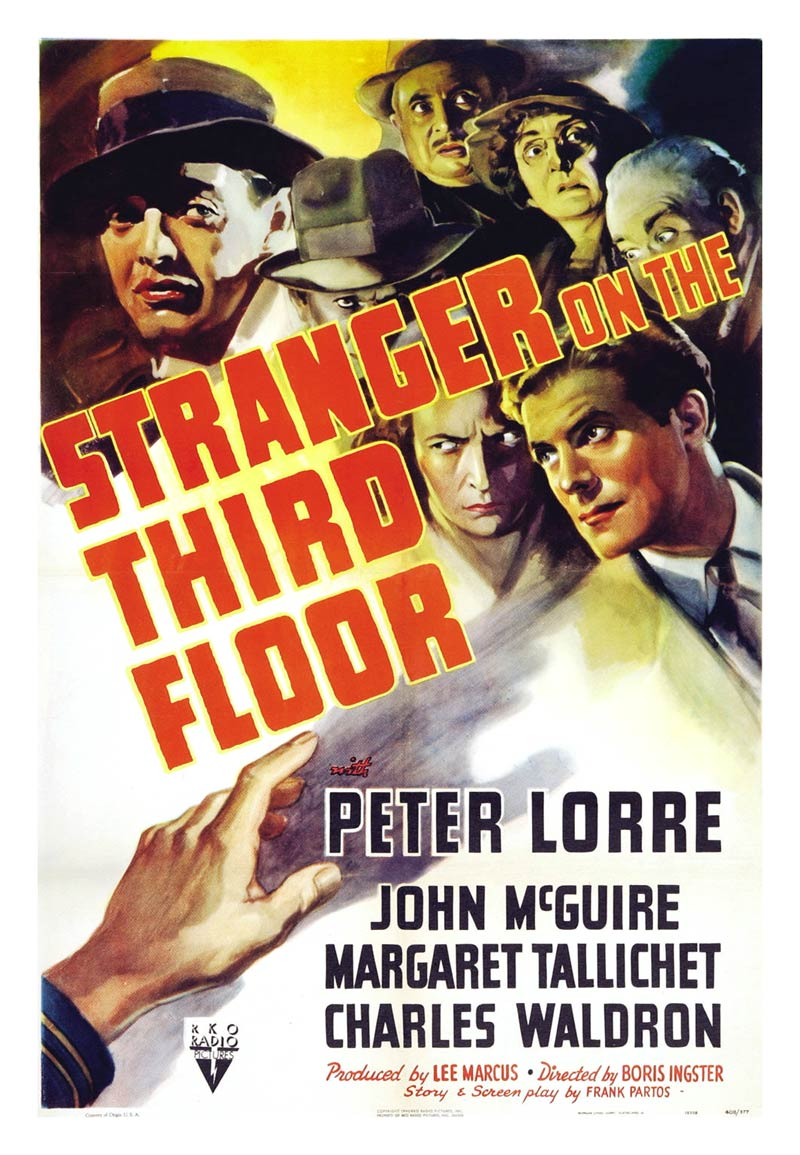 ezbr Boris Ingster   Stranger on the Third Floor (1940)