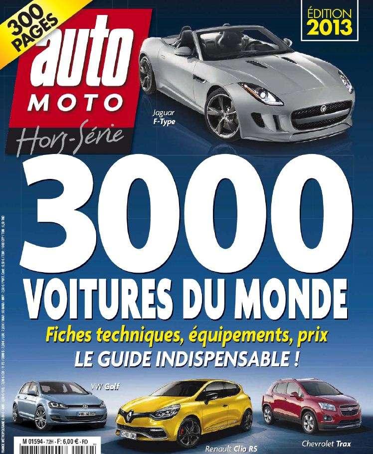 Auto Moto Hors-Série N°72 2013