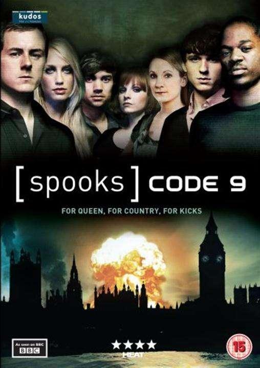 Spooks: Code 9 S01 DVDRip XviD REWARD