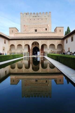 Guía de los Palacios Nazaries. Granada