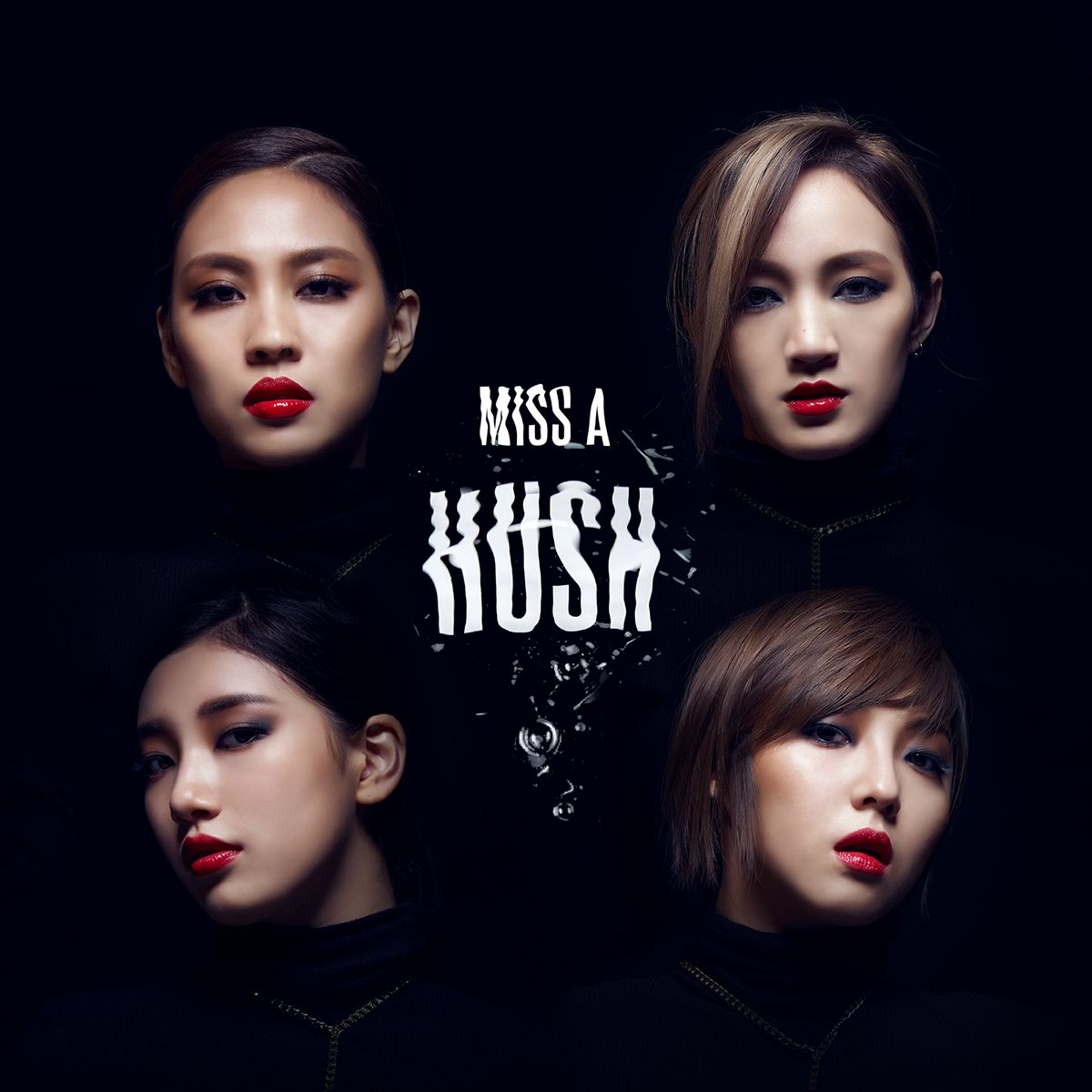 [Album] Miss A - Hush [VOL. 2]