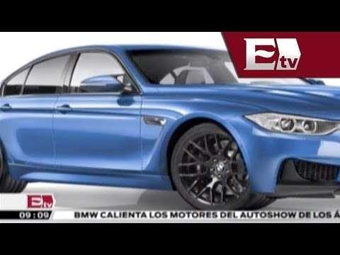 Analisis del auto M3 2014 de BMW