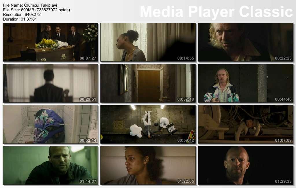 Ölümcül Takip - 2011 BDRip XviD - Türkçe Dublaj Tek Link indir