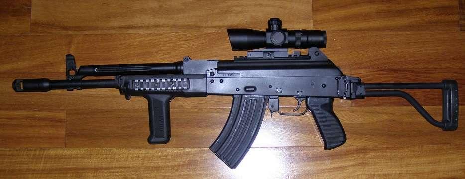 Tacti-Cool Trunk Gun